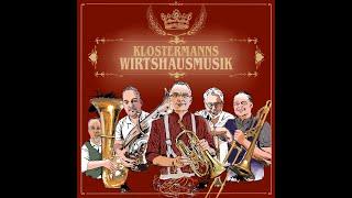 Ach, ich liebe dich (Polka) mit Gesang - Klostermanns Wirtshausmusik