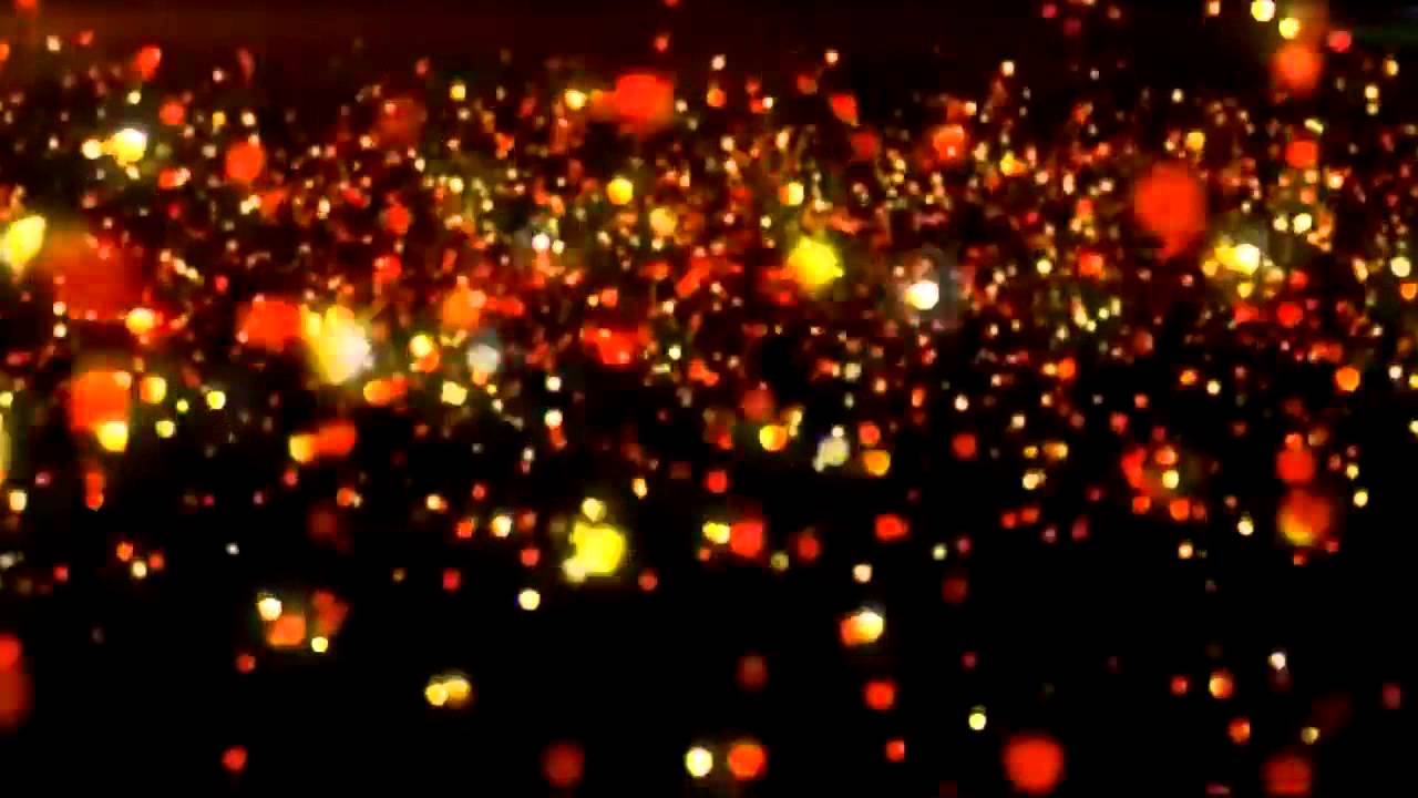 free hd overlay sparkles red and golden sparkles free