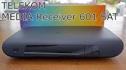 Review: Telekom Media Receiver 601 - gutes Megathek Konzept, schneller EPG mit pfeifender Festplatte
