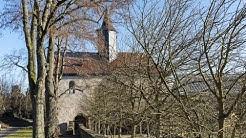 Mittagsgebet im Kloster Volkenroda am 20. April