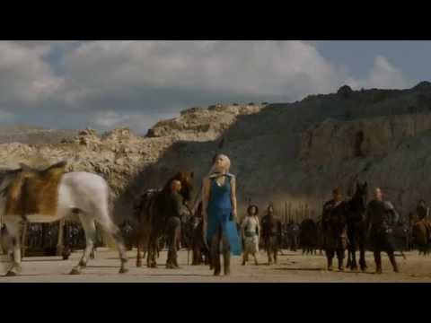 Даарио Нахарис VS Чемпион Миэрина | Daario Naharis VS Champion of Meereen