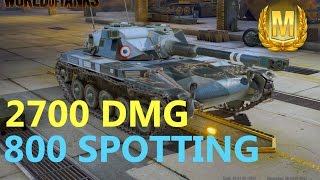 World of Tanks PS4 - AMX ELC bis Ace Tanker + 2 Marks defeat