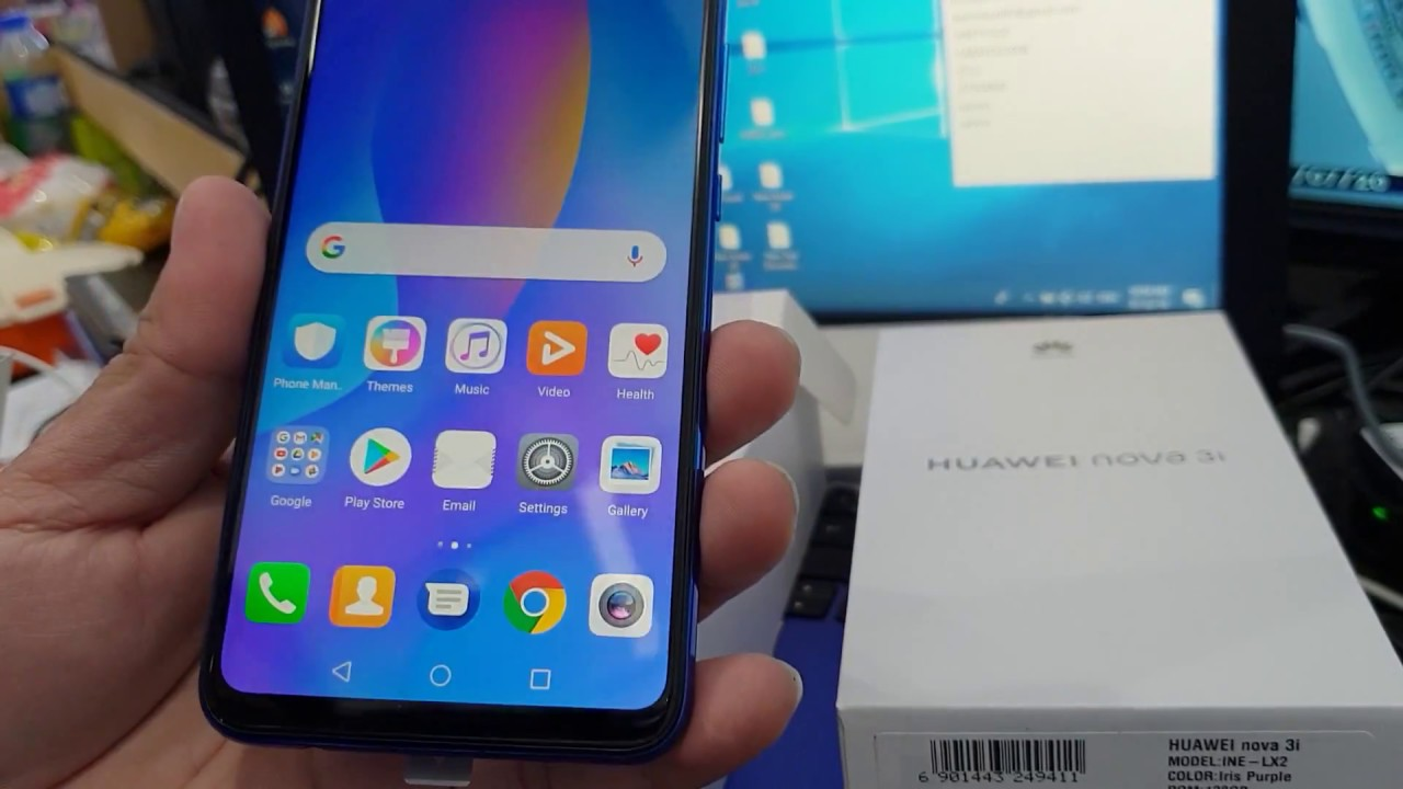 20,000 Units of the Huawei Nova 3i Sold in Just 1 Day - Tech