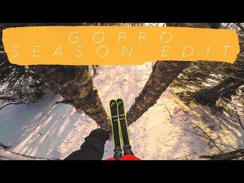GoPro Season Edit 2016/2017 - Jesper Tjäder
