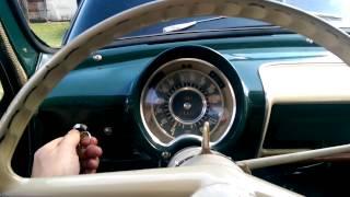 Simca Aronde DE LUXE r.v.1957