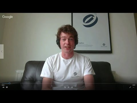 Interview with Bitcart.io CEO Graham De Barra for Dash Force News