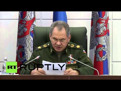Russia: Putin mobilises Northern Fleet for Arctic drills