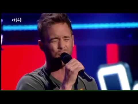 The Voice around the World -Holland- Charlie Luske: This is a man's world James Brown