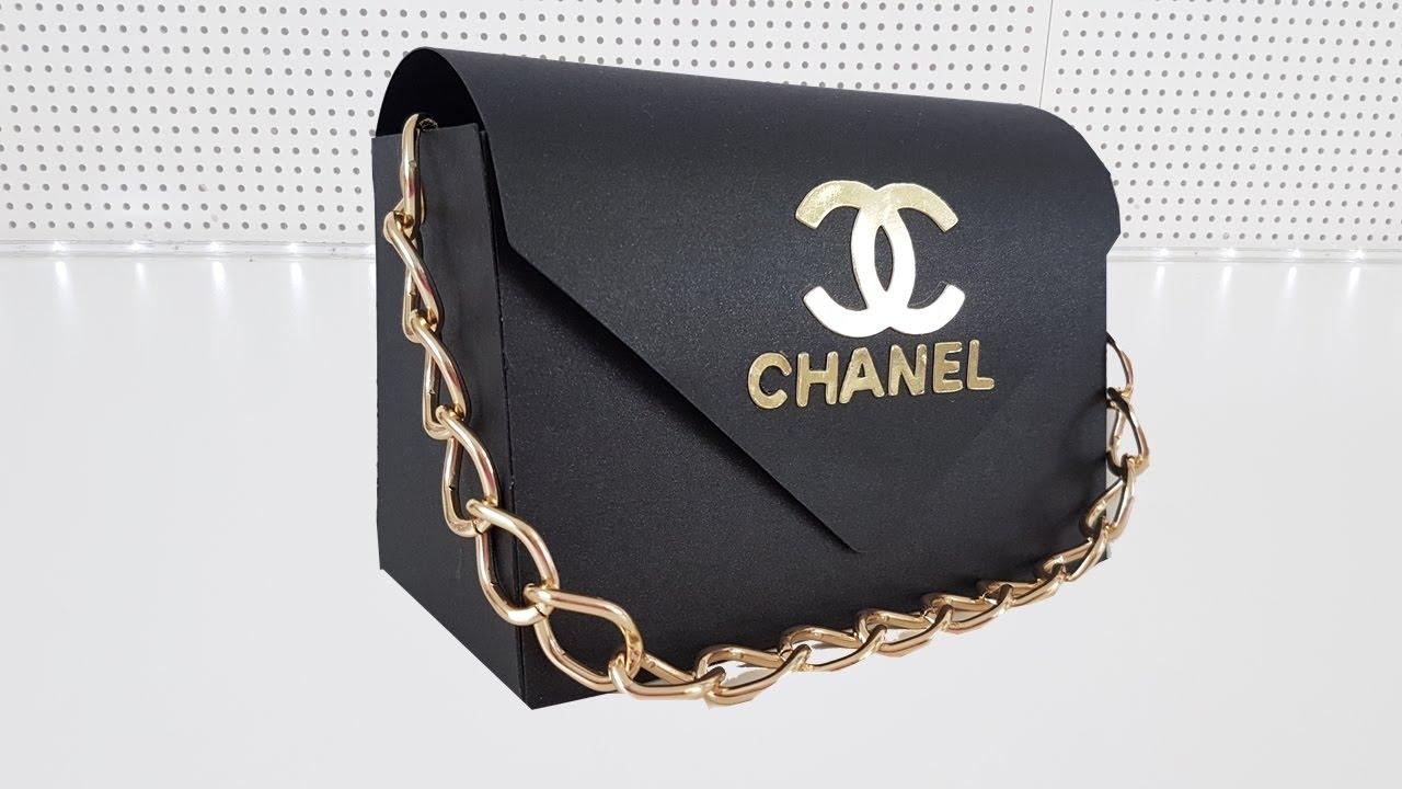 9ba60a322 Lembrancinha de 15 anos | Bolsa Chanel inspiração | Viviane Magalhães