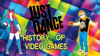 History of Just Dance (2009-2017) - Video Game History