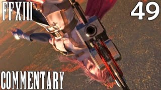 Final Fantasy XIII PC Walkthrough Part 49 - Welcome To Gran Pulse