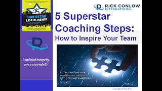 5 Superstar Coaching Steps