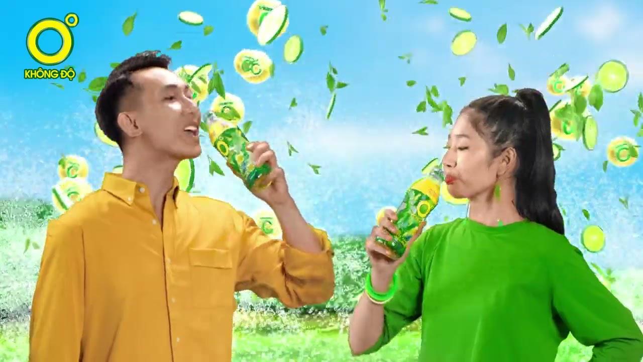 """TVC TRÀ XANH KHÔNG ĐỘ """"KHÔNG ĐỘ SHOW"""" [TVC - 33s]"""