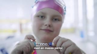 Behind the scenes - Nikes bragd med Sarah Sjöström (textad)