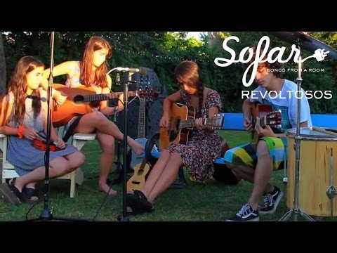 Revoltosos - Su Blues | Sofar Montevideo