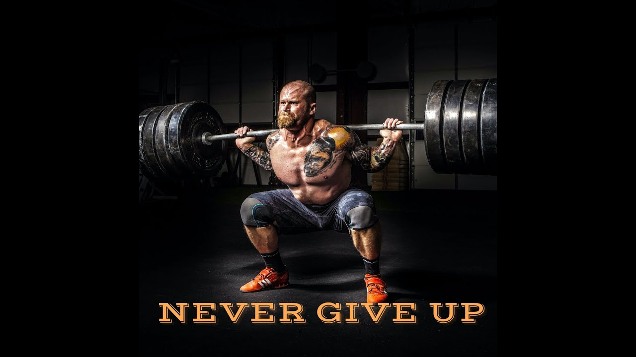 Gym Motivation Never Give Up On Your Dreams Success Motivational Videos Youtube