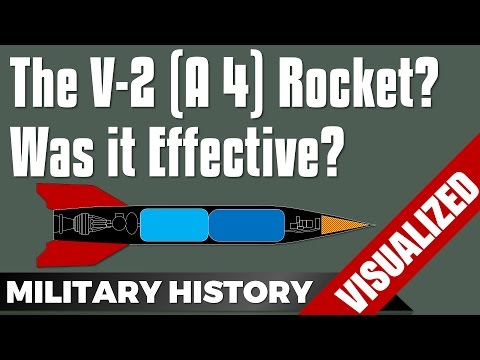 The V-2 Rocket (A 4) - How Effective was it?