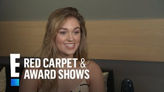 Sadie Robertson Reveals Her Celebrity Crush and Doppelganger | E! Live from the Red Carpet