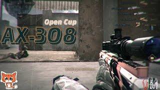 AX-308 Skin Open Cup Edit/ #АкадемияWarface [VM]