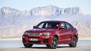 BMW X4 2016 Car Review