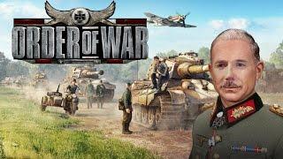 Order of War. Немецкая кампания. Серия #1