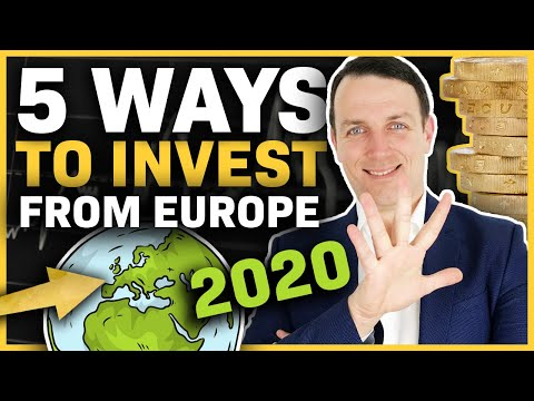 5 Investing From Europe Ideas to Protect Your Wealth and Euros from Negative Rates