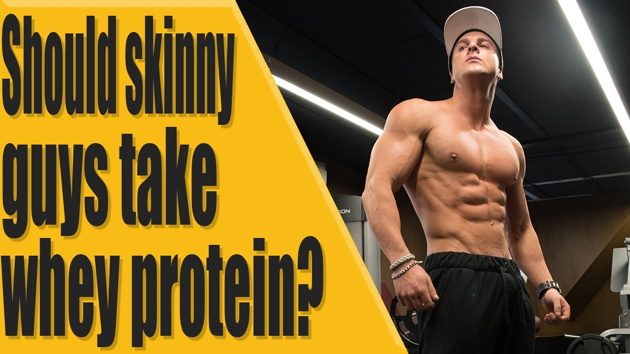 7bdb6d765d2 Should skinny guys take whey protein  - YouTube