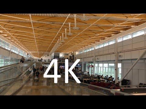 A 4K Tour Of Seattle-Tacoma International Airport (SEA/KSEA)