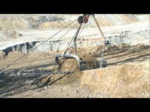 Dedication For Third Dragline At Freedom Mine