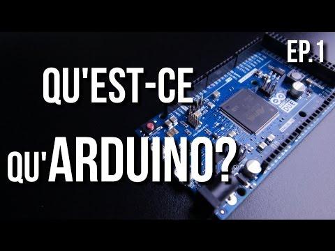 U=RI | Arduino Ep.1 - Qu'est-ce qu'Arduino?