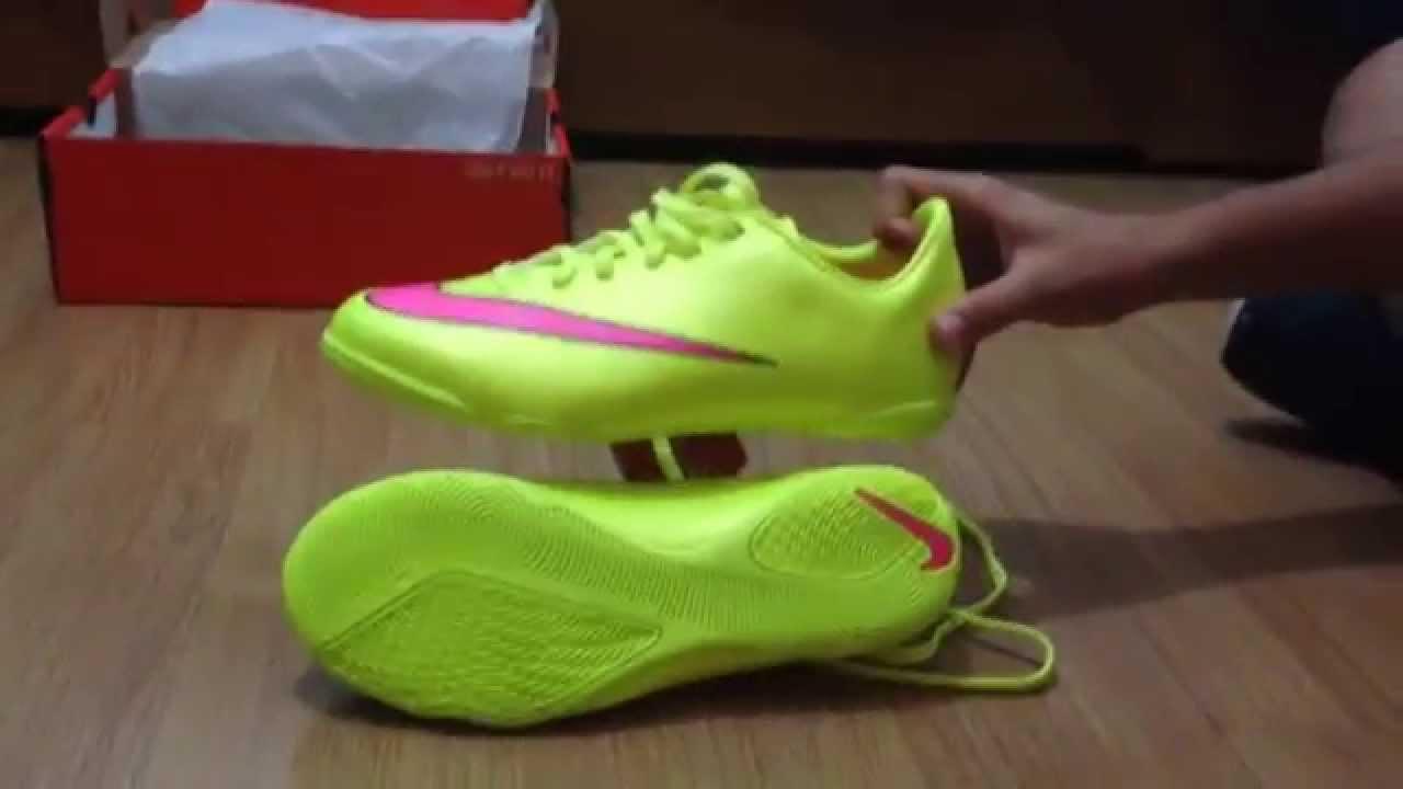 Nike Mercurial Victory V IC - YouTube 53b5cf99ea42e