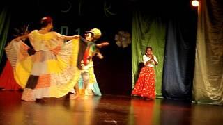 Baile Congo Academia Mystik 13 de nov 2011