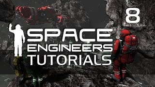 Space Engineers: TUTORIALS - 08 - Your First Ship