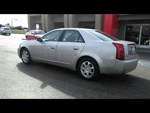 2003 cadillac cts bob allen motor mall danville ky 40422 youtube. Black Bedroom Furniture Sets. Home Design Ideas