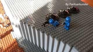 LEGO Star Wars The Clone Wars Huge Clone Bunker on Geonosis FULL HD