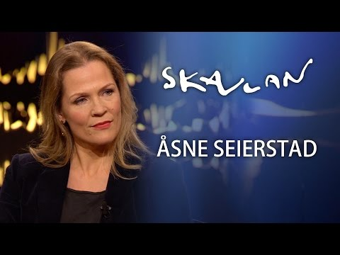 Åsne Seierstad talks about Breivik (English subtitles)