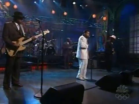 "MORRIS DAY ""Jungle Love"""