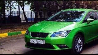 Продажа нашего авто Seat Leon 2013 mk3 в Москве