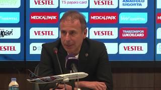 Abdullah Avcı'nın maç sonu açıklamaları | Trabzonspor 4-1 Beşiktaş