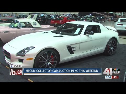 Mecum Collector Car Auction in KC