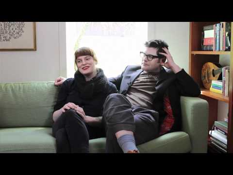 Colin Meloy and Carson Ellis Discuss WILDWOOD