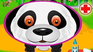 ИГРА В ДОКТОРА Лечим Животных Познавательное Видео Для Детей