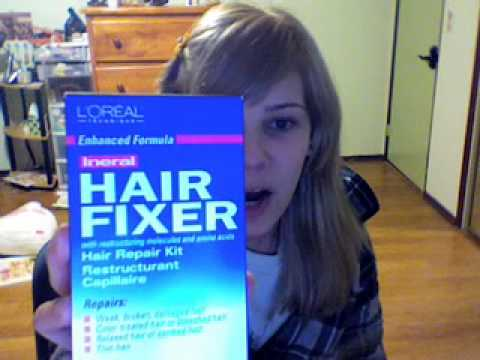 How to Repair Damaged Hair That\'s Been Dyed Several Times - YouTube