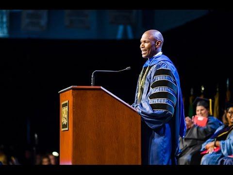 Dr. Christopher B. Howard Inauguration Speech