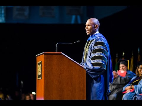 Dr. Christopher B. Howard Inauguration Speech