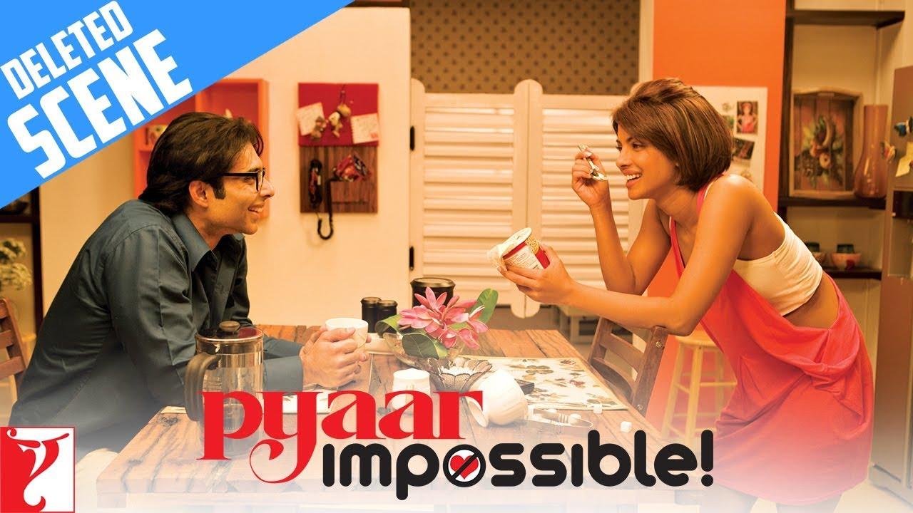Download Deleted Scenes: Pyaar Impossible   Part 2   Uday Chopra   Priyanka Chopra