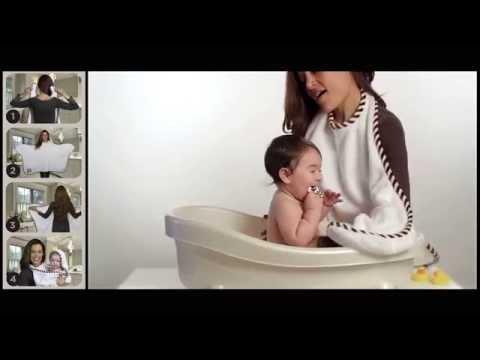 Shaikoo - Hands Free Baby Towel