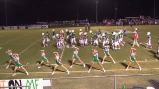 Hooper Varsity cheerleaders performing UCA Hip Hop Tom Ford