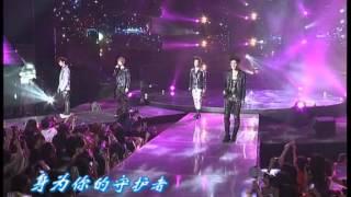 [音悅台] EXO-M -  你的世界(your world)  live in 中國愛大歌會 thumbnail