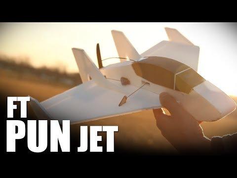 Flite Test | FT Pun Jet